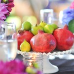 Fruit Table Centerpiece