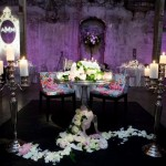Romance Inspired Sweetheart Table