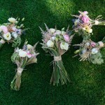 Hand Tied Nature Inspired Bouquets