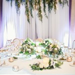 Natural Theme Tablescape