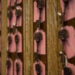 Vintage Keys and Tags as Placecards